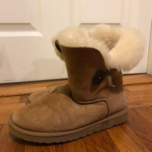 UGG Shoes - UGG Women's Bailey Button Winter Boot